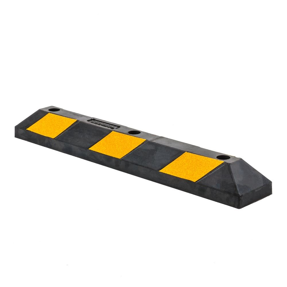 Guardian DH-PB-5 Heavy Duty Rubber Parking Curb-36 Long