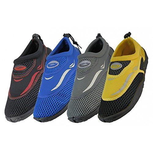 Wholesale Boy's Aqua Socks water shoes, children, kids, pool, beach, swimming, yoga, exercise by LF Wear