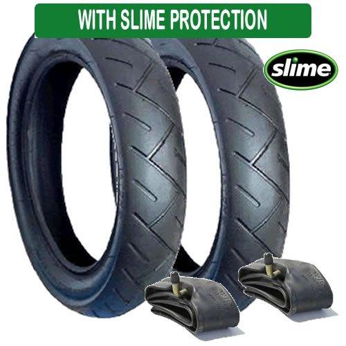 Angled Valve I Candy Inner Tube Slime Filled Size 280 x 65-203