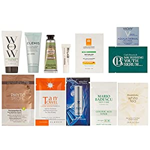 Luxury Women's Beauty Box