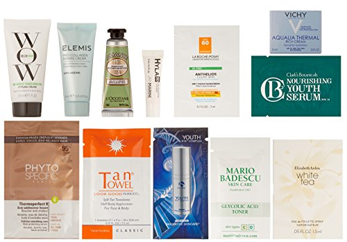 Luxury Women's Beauty Box, 10 or more samples ($19.99 credit on select products with purchase)