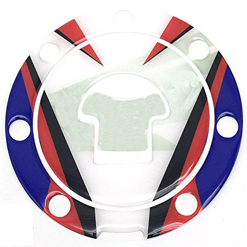 Fuel Gas Tank Cap Protector Pad For Honda CBR RVF VFR CBR 250 400 500 600 1000 1100 CBR1000RR Sticker Decal Gas Fuel Tank Protector Pad