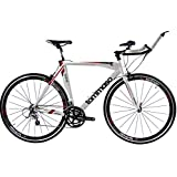 Tommaso Vento TT, Italian Racing Bike, Time Trial, White