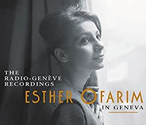 Esther Ofrarim In Geneva: The Radio-Geneve Recordings