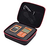 Case Compatible ThermoPro TP20/TP08/TP07, SKYNEW Wireless Remote Digital Cooking Meat Food Thermometer,Black