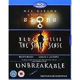 M Night Shyamalan Collection (Signs/The Sixth Sense/Unbreakable) [Blu-ray]