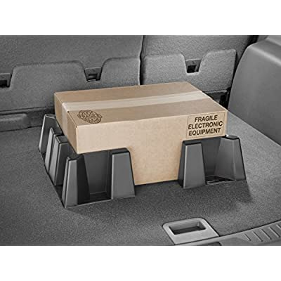 WeatherTech 81BS1 Cargo Tech Cargo Containment System,Black: Automotive