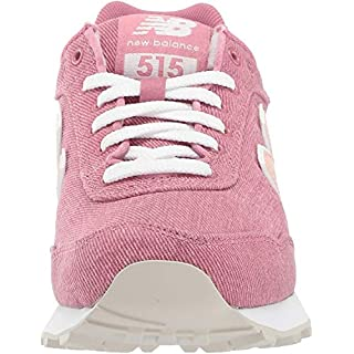 New Balance Women's 515 V1 Sneaker, Oyster Pink/Mineral Rose, 5.5 W US