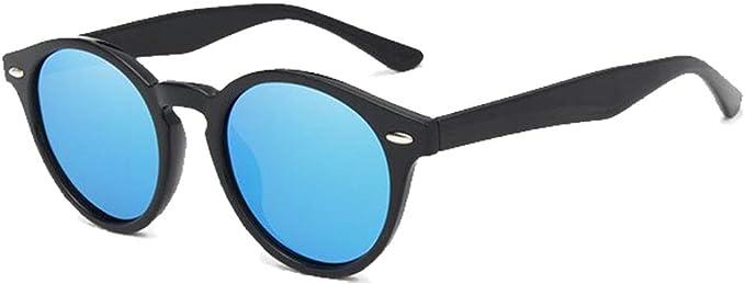 Kingseven DLuxoMode Gafas de sol polarizadas cristal azul, Gafas ...