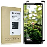 Pabrito KKA110224 Screen Protector, 3D Curved Edge, Case Friendly, Anti-Scratch, Bubble-Free Tempered Glass Film for Galaxy Note8