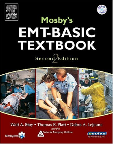 Mosby's EMT Basic Textbook (Hardcover)