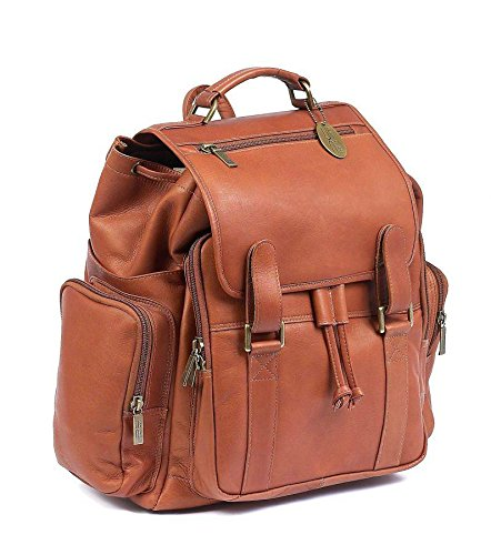Claire Chase Back Pack, Saddle, One Size by ClaireChase