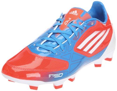 Adidas F10TRX FG, Fußballschuhe Unisex Erwachsene, Rot - Rouge (V21313) - Größe: 43