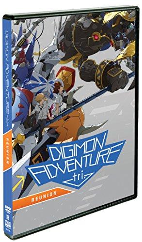 Digimon Adventure Tri.: Reunion ()