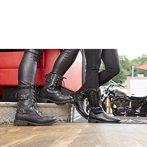 41 Botas Tamaño Eu Harley Davidson Balsa Black TqqX7w