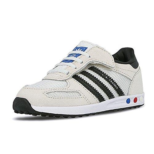 adidas la Trainer, Zapatillas de Running Unisex Niños gris claro