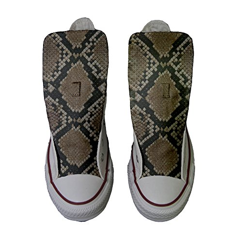 Customized chaussures produit coutume Adulte Shoes pitonate Converse Your Make artisanal OZqtW