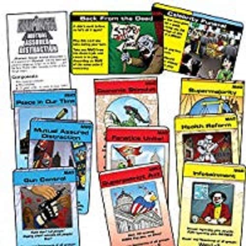 Illuminati: Mutual Assured Distraction: Amazon.es: Juguetes y juegos