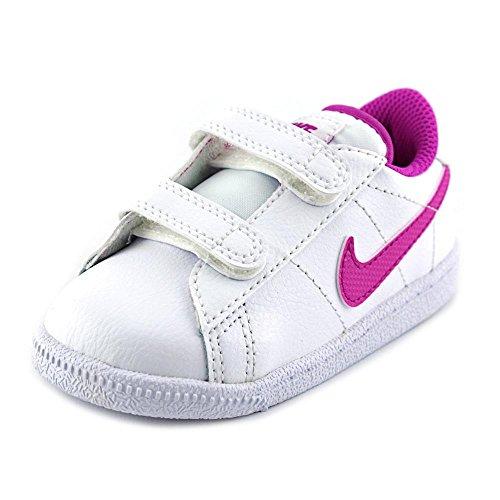 Nike Tennis Classic sneakers Blanco con morado