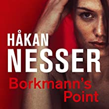 Borkmann's Point Audiobook by Håkan Nesser Narrated by David Timson
