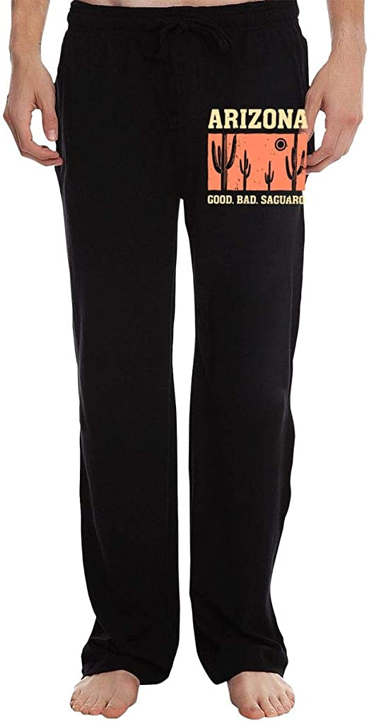 Landscape-of-Arizona-State Men Sweatpants Jogger Pant Outdoor Training Jogger Sports Tights Pants