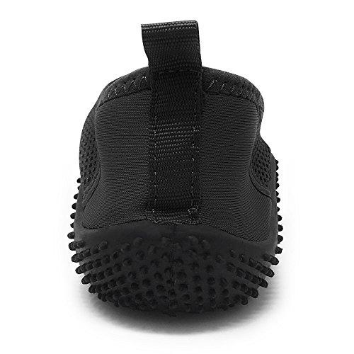 Sport Uomo Black Scarpe 55 Da Immersione pwx700F