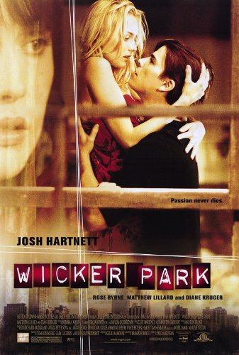 Wicker Park POSTER Movie (27 x 40 Inches - 69cm x 102cm) (2004)