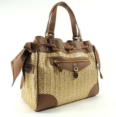 Juicy Couture Palm Spring Daydreamer Handbag-Beige
