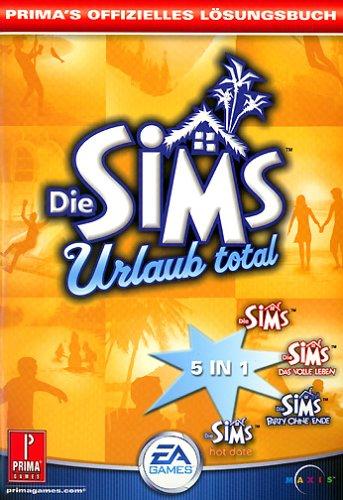 Die Sims - Urlaub total Lösungsbuch