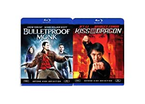 Kiss of the Dragon/Bulletproof Monk [Blu-ray]