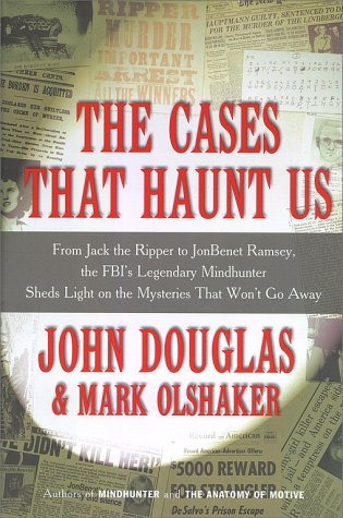 book cover of The Cases That Haunt Us