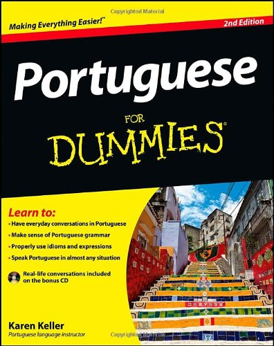 Portuguese For Dummies (2nd Ed.)