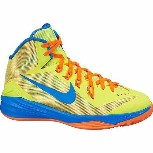 Nike Hyperdunk 2014 Big Kids Style: 654252-701 Size: 5