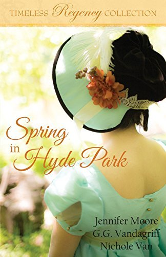 Spring in Hyde Park (Timeless Regency Collection) (Volume 3) by Jennifer Moore - Palm Springs In Shopping Malls