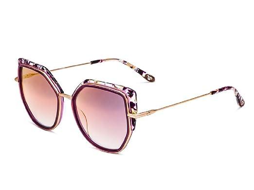 Woodys Barcelona Gafas de sol KARINE 03 oro rosa ...