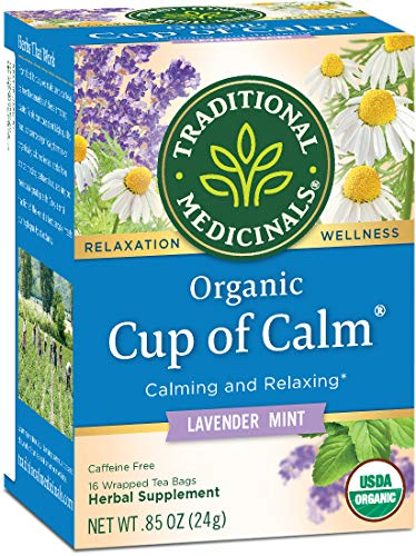 Traditional Medicinals Organic Cup