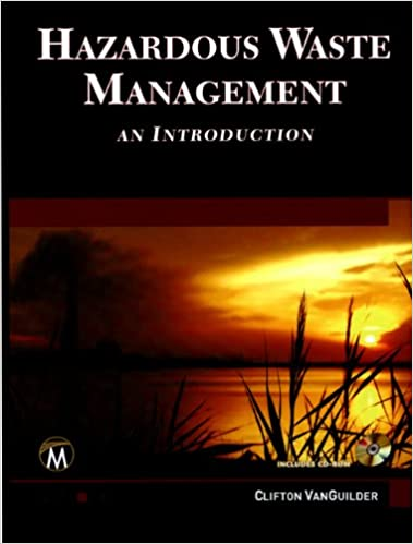 Hazardous waste management an introduction cliff vanguilder hazardous waste management an introduction harcdr edition fandeluxe Gallery