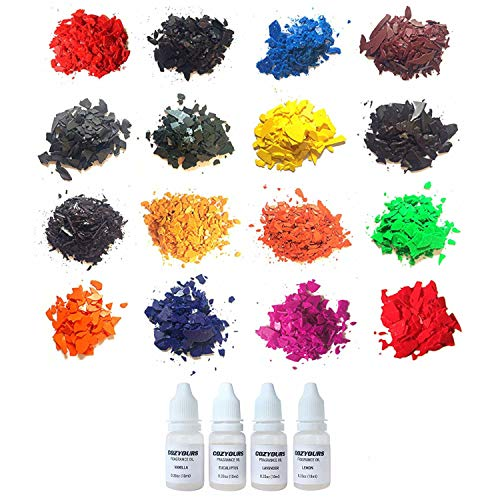 Top wax dye for candle making for 2020