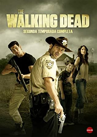 The walking dead (fanfic) 51ZW5WVusyL._SY445_