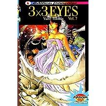 3x3 Eyes T.07