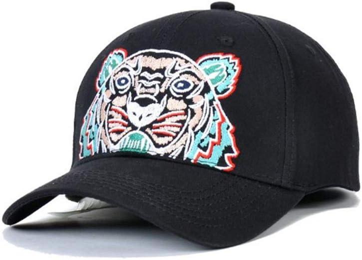 HXXBY Marea uomo Cappello marca Four Seasons Bianco e nero Visiera Berretto da baseball versione coreana di Sun del cappello di marea della giovent/ù casual selvaggio studente berretto cappello di spor
