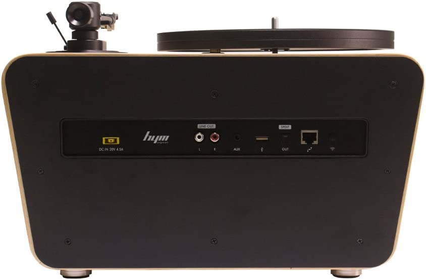Amazon.com: HYM Originals tocadiscos estéreo para ...
