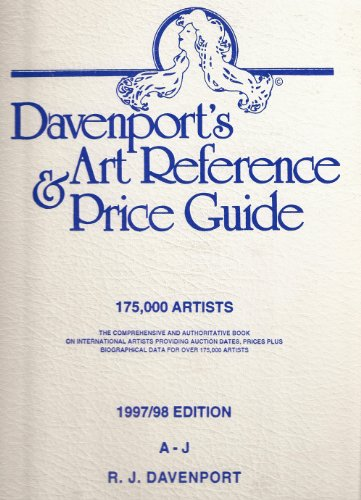 Descargar Libro Davenport's Art Reference & Price Guide R. J. Davenport
