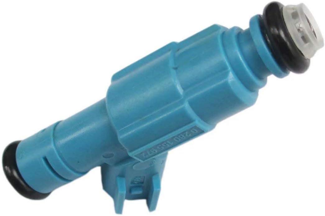 6x Fuel Injectors For 2002-2003 Jeep Liberty 3.7L V6#0280155972 Brand New