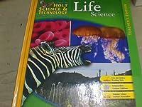 Holt Science & Technology: Teacher's Edition Life Science 2007