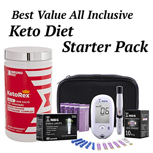 Exogenous Ketones BHB Salts + MCT Powder, Clinically-Proven
