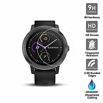 KAIBSEN® para Garmin Vivoactive 3 Smart Watch 2.5D protector ...