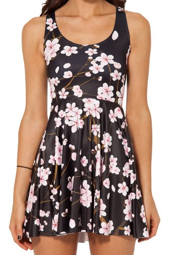 kawaii black dress - 6