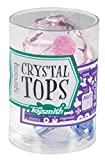 Toysmith Spinning Crystal Top Toy