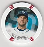 2014 Topps Poker Chipz Yonder Alonso San Diego Padres